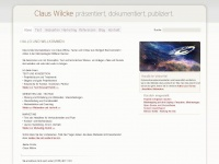 clauswilcke.com