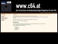 c64.at Webseite Vorschau