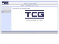 tcg-gmbh.de Webseite Vorschau