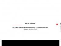 aerea.de Webseite Vorschau