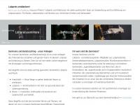 lobpreisseminare.de Webseite Vorschau