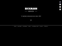 beckmann-flensburg.de Webseite Vorschau
