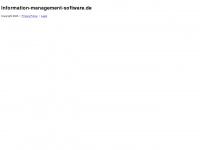 information-management-software.de Webseite Vorschau