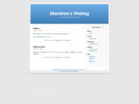 08andrea.wordpress.com Webseite Vorschau