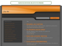 j3p.de Webseite Vorschau