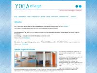 iyengar-yoga-karlsruhe.de Webseite Vorschau