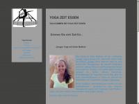iyengar-yoga-zeit.de Webseite Vorschau