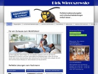 insektenschutz-mg.de Webseite Vorschau