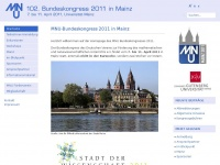 Bundeskongress-2011.mnu.de