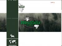 jageninpolen.de Webseite Vorschau