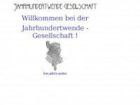Jahrhundertwende-gesellschaft.de