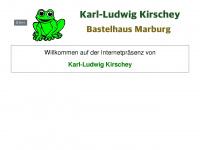 kirschey.de Webseite Vorschau