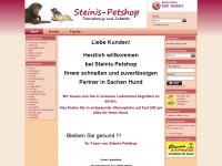 steinis-petshop.de