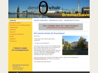 abendschule-bremerhaven.de