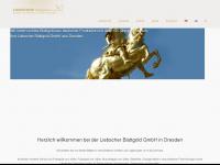 Liebscher-blattgold.de