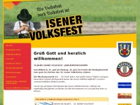 Isener-volksfest.de