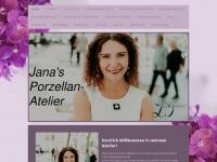 Jana-porzellanatelier.de