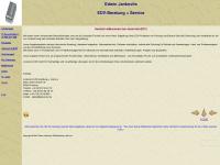 jankovits.com Webseite Vorschau