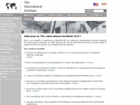 Intercultural-institute.de