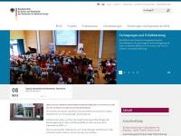 bkge.de Webseite Vorschau