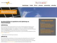 photovoltaikbuero.de Webseite Vorschau