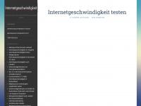 internetgeschwindigkeit.net