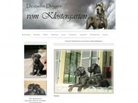 Doggen-vom-klostergarten.de
