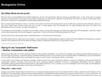 modegalerie-online.de