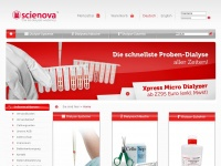 scienova.com