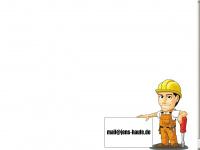 traumstraende.ch Webseite Vorschau