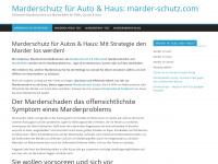 marder-schutz.com