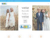 4-kidz.eu Webseite Vorschau
