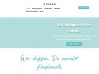 kisura.de Webseite Vorschau