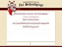 zur-schandgeige.de - mittelalter taverne zur schandgeige münchen, Einladung