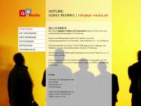 qn-media.de Webseite Vorschau