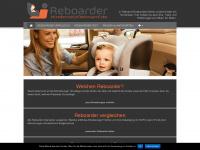 kindersitzreboard.de Webseite Vorschau