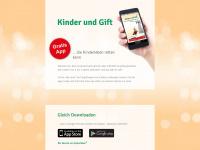 kigiapp.de Webseite Vorschau