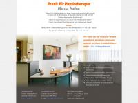 physio-mehse.de Webseite Vorschau