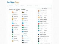 euromoneychange.com Webseite Vorschau