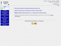 bdr-ev.de Webseite Vorschau