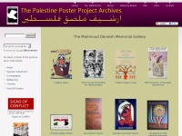 palestineposterproject.org