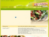 jetpizza-achim.de Webseite Vorschau
