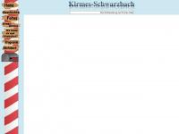 kirmes-schwarzbach.de Webseite Vorschau
