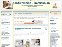 konfirmation-kommunion.de