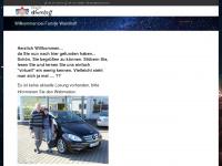 wannhoff.de Webseite Vorschau