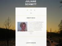 Julianeschmitt.de