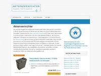 aktenvernichter.info