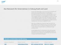 bds-coburg.de Webseite Vorschau