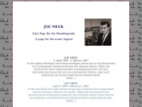 Joemeekpage.info