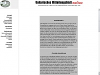 unitarier.net Thumbnail